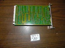 Charmilles / Erowa EDM Tool Changer PC Board, CU 644, 40232b, Used, Warranty