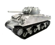 1:16 Mato Us M4A3 Sherman 75mm Rc Tank 2.4Ghz Infrared 100% Metal