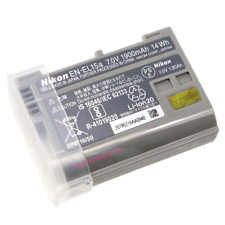 Original Nikon EN-EL15a Battery for Nikon D7500 D7200 D800 D800E D810 D850 D750