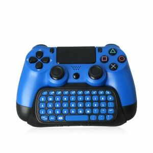 PS4 Chatpad Message keyboard for PS4 Controller