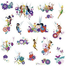 Disney FAIRIES best fairy friends wall stickers TINKERBELL 18 decals decor pixie