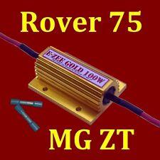 Rover 75 MG ZT Radiator Fan E-Zee Gold Hi-Spec 100watt Resistor and Connectors