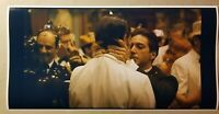 """The Godfather Movie Poster Print 12"""" X 24"""" Al Pacino Gangster Man Cave Bar"""