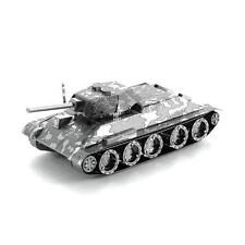 Metal Earth T-34 Tank 3D Laser Cut Model Kit MMS201
