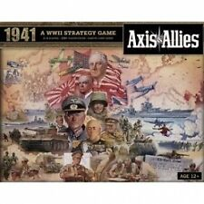 Axis and Allies 1941 Board Game. HUGE Saving