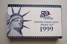 2000 U S Mint Proof Set