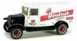HO Scale Showcase Miniatures 1929 Six Speed Delivery Van KIT Item #3001