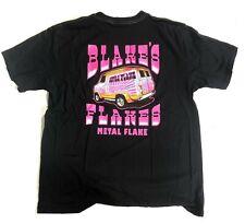 Blake's Flakes Metal Flake T-shirt Black