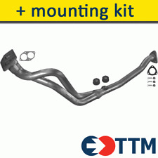 VAUXHALL OMEGA A 2.0 115HP 1986-1994 Exhaust Front Pipe+
