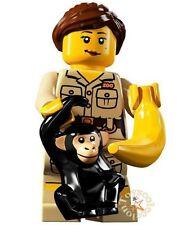 LEGO MINIFIGURES SERIE 5 - MINIFIGURA ZOOKEEPER 8805 - ORIGINAL MINIFIGURE