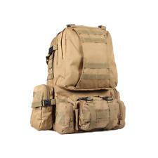 Mochila compuesta 55L estilo militar modelo Tan envio 24/48h
