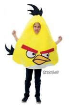 Angry Birds Yellow Bird Child Costume One Size Fits Most O/S Rovio Halloween