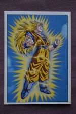 VIGNETTE STICKERS PANINI  DRAGONBALL Z TOEI ANIMATION N°9