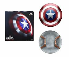 Avengers Captain America Marvel Legends 1:1 Scale Prop Replica Shield BRAND NEW