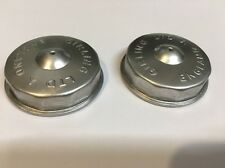 Ford Anglia 105E / 123E / 307E GIRLING master Cylinder Caps (pair) With Seal