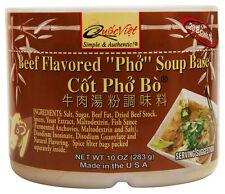 "Quoc Viet Beef Flavored ""PHO"" Vietnamese Noodle Soup Base,10 oz - Wynmarket"