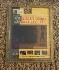 MICHAEL JORDAN 1997 Upper Deck Diamond Vision Highlight Reel A Spectacular Move
