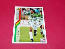 MARCO ETCHEVERRY BOLIVIA FIFA WC FOOTBALL CARD UPPER USA 94 PANINI 1994 WM94