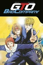 Gto Bad Company Pika 256 pages Tankobon Broche 06/09/2017