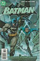 BATMAN #615 HUSH by Jim Lee 1st print (JULY, 2003) DC Comics Jeph Loeb
