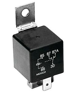 DIRECTED ELECTRONICS P/N 610T 40/30A RELAY INDUSTRIAL SURPLUS