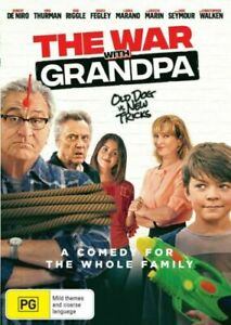 The War With Grandpa (DVD, 2020) NEW