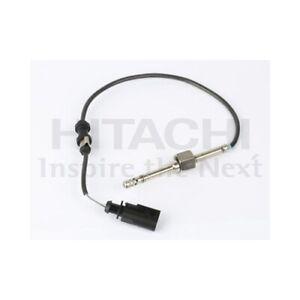 1 Capteur, température des gaz HITACHI 2507036 convient à AUDI SKODA VW