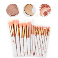 Pro Multifunctional Makeup Brush Concealer Contour Eyeshadow Brush Set Tool AA