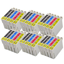 30XL para Epson Stylus D78 D92 D120 S20 DX4400 S21 SX110 SX115 SX100 SX105 SX215