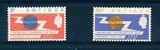 1965 ITU CENTENARY COMPLETE CROWN AGENTS OMNIBUS SET BLOCKS OF 4 MNH