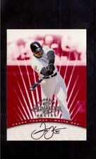 1997 DONRUSS SIGNATURE SERIES FRANK THOMAS SAMPLE CARD !!