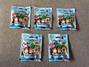 K'NEX Nintendo Wii Mario Kart Blind Bags Mario, Luigi, Yoshi, Donkey Kong & Toad