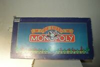 JEU MONOPOLY EDITION DE LUXE VINTAGE COMPLET  GAME BOARD TBE