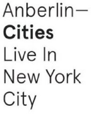 Anberlin - Cities: Live in New York City [New CD]