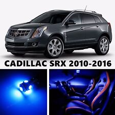 22pcs LED Blue Light Interior Package Kit for CADILLAC