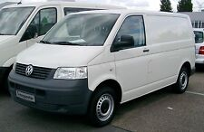 VW TRANSPORTER T5 PASSENGER SIDE N/S WING PRE-PAINTED TO ANY STANDARD SHADE