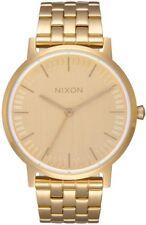 Nixon Porter Watch All Gold NEW in box