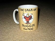 Noggin the Nog The Book Advertising MUG