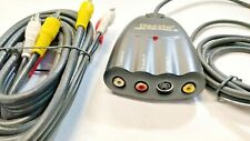 Dazzle DVC-80 w/ RCA Cable - No S-Video Cable