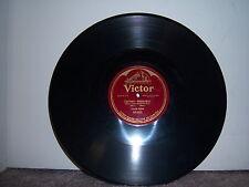 "Victor 88085 Emma Calve - Carmen - Habanera 1916 12"" 78 RPM"