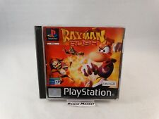 RAYMAN RUSH SONY PLAYSTATION 1 2 3 ONE PS1 PS2 PS3 PAL ESP ITA ITALIANO COMPLETO