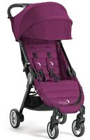 Baby Jogger City Tour Lightweight  Compact Travel Stroller violet with Bag NEW