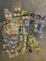 Large Pokemon TCG Accessory Lot - Dice sets x26 & Markers x17