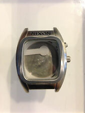 Nixon The Rocker Just Case Silver..Free Shipping