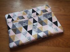 """15"""" Lily & Wren Laptop Sleeve, Laptop pouch, Laptop Bag, Made to Order"""