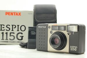 [Unused] Pentax ESPIO 115G Point & Shoot 35mm Film Camera From JAPAN 756