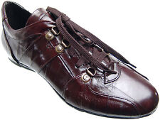 Authentic $825 Cesare Paciotti Eel US 8 Italian Designer Sport Shoes