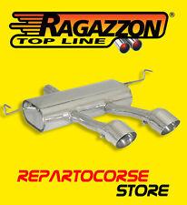 RAGAZZON TERMINALI SCARICO CENTRALI 2/102mm ALFA ROMEO GIULIETTA 940 1750TB 2010