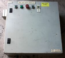 PLC vacuum transfer system in cabinet 600 x 600 x 200 Direct Logic 205