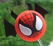 Cute Red Spiderman Antenna Balls Car Aerial Ball Antenna Topper & Decor Ball